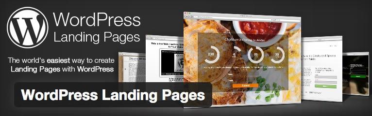 wordpress-landing-pages