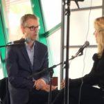 Ronny Overgoor in gesprek met Dolly van de Akker van MPG